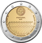 €2 commemorative coin Portugal 2008.png
