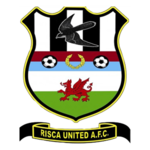 Risca United FC logo.png