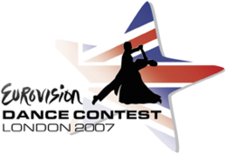 Eurovision Dance Contest 2007 logo.png