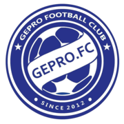 Gepro FC logo.png