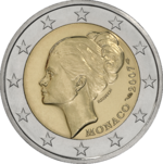 €2 commemorative coin Monaco 2007.png