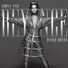 Above and Beyoncé (Video Collection & Dance Mixes) viršelis