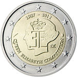 €2 commemorative coin Belgium 2012.jpg