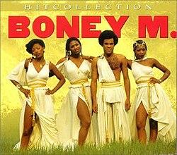 Boney M Christmas Album.Boney M Vikipedija