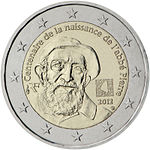 2 Euro Commemorative France 2012.jpg