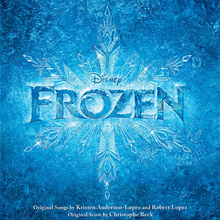 Frozen (Original Motion Picture Soundtrack) viršelis