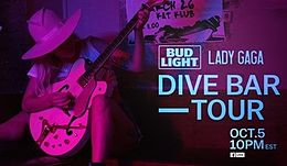 Bud Light Dive Bar Tour Dates