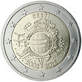 €2 commemorative coin Estonia 2012.jpg