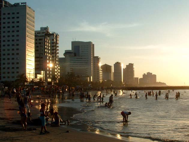 Cartagena Beach