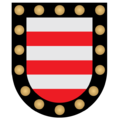 Coat of arms of Valletort (shield).png