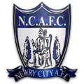 Newry City AFC logotipas.png