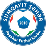 Sumqayit Seher crest.png