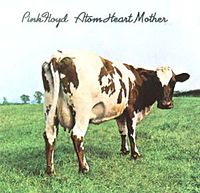 Atom Heart Mother viršelis