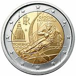 €2 commemorative coin Italy 2006.jpg