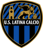 US Latina Calcio logo.png