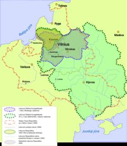 Valstybes teritorija savoka