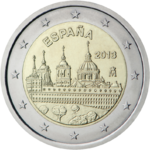 €2 commemorative coin Spain 2013.png