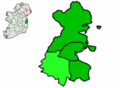 Ireland map County Dublin South.png