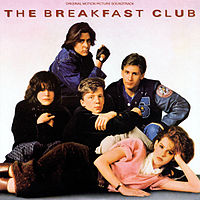 The Breakfast Club: Original Motion Picture Soundtrack viršelis