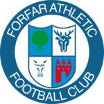 Forfar Athletic FC logotipas.png