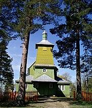 Norviliškių bažnyčia