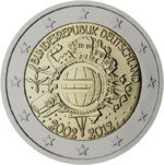2 Euro economic Deutish 2012.png