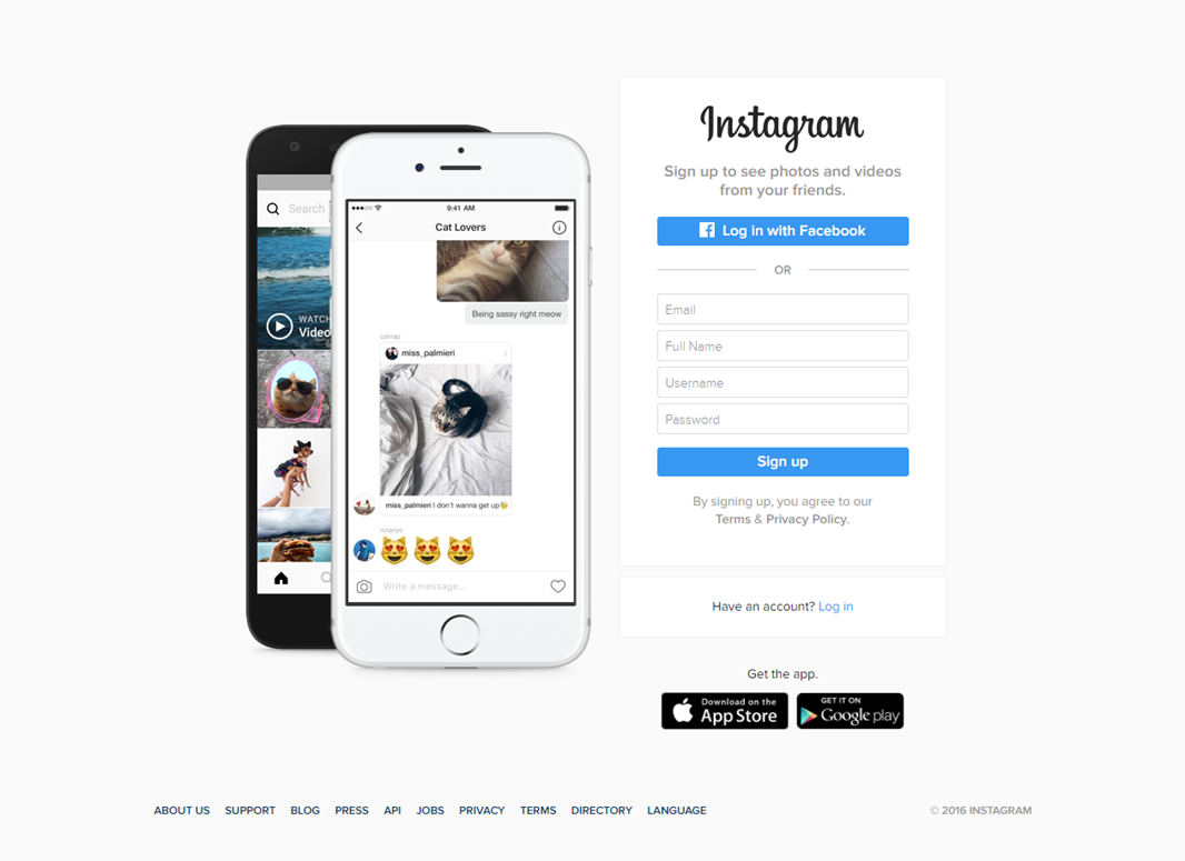 boeg app instagram