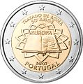 €2 commemorative coin Portugal 2007 TOR.jpg