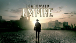 Boardwalk Empire plakāts