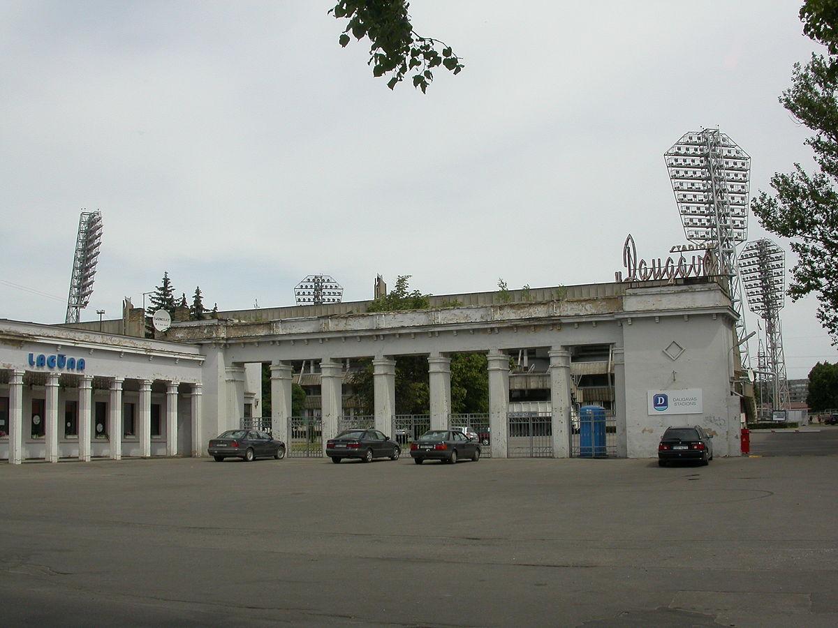 Daugavas Stadions  R U012bga   U2014 Vikip U0113dija