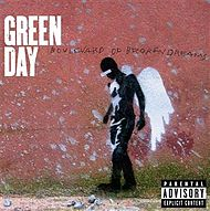Green Day - Boulevard of Broken Dreams - CD single cover.jpg