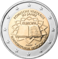 €2 Commemorative Coin Germany 2007 TOR.png