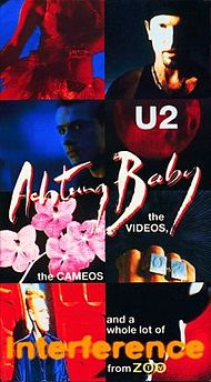 Achtung Baby: The Videos, The Cameos, and a Whole Lot of Interference from Zoo TV