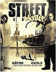 Streetshop Mixtape Vol. 1