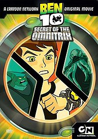 Ben 10 Secret of the Omnitrix cover.jpg