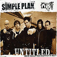 Untitled (How Could This Happen To Me)-Simple Plan Single.jpg