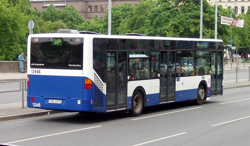 MB Citaro O530