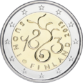 €2 commemorative coin Finland 2013 1.png