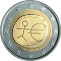 €2 commemorative coin Portugal 2009 EMU.png