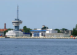Riga port operator tower.JPG