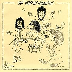 7. The Who By Numbers(1975. gada 18. oktobris)