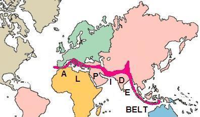 Sabuk Alpedia n(Sumber:wikipedia.org)