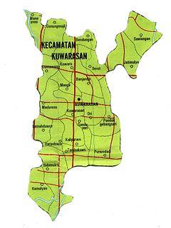 Kuwarasan, Kebumen - Wikipedia