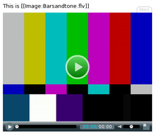 how to download embedded flash video