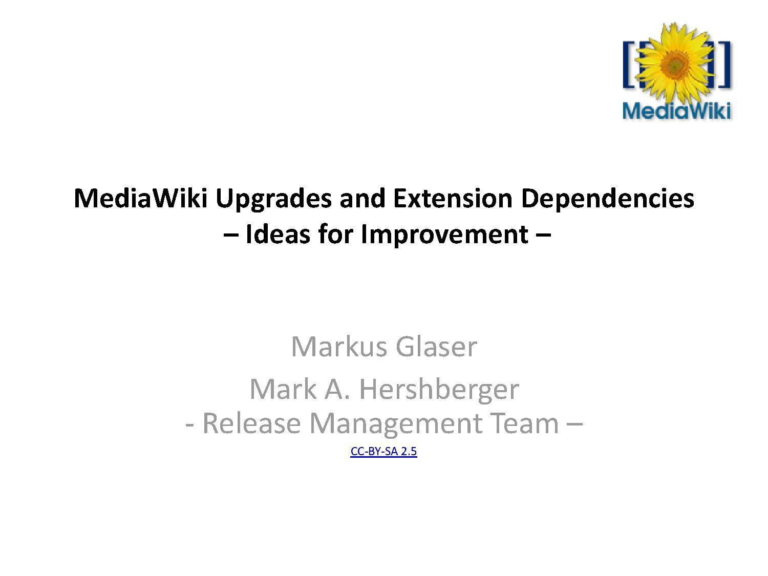 Improving dependency management and easing upgrades.pdf