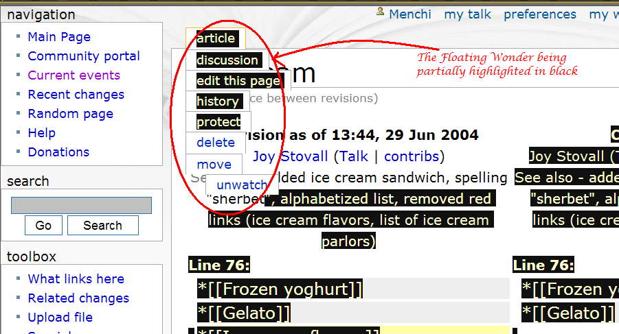 mediawiki 1 3 comments and bug reports archive meta