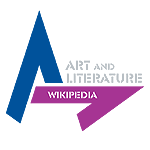 WikipediA Logo Star theme sample01.png
