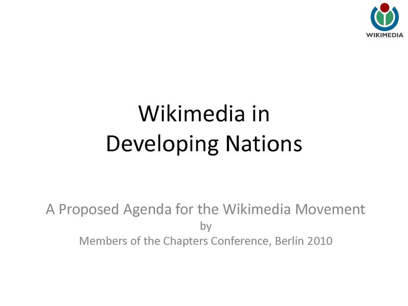 File:Proposed Agenda for Wikimedia in Developing Nations.pdf