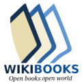 Wikibooks logo proposal - open books; open world.png