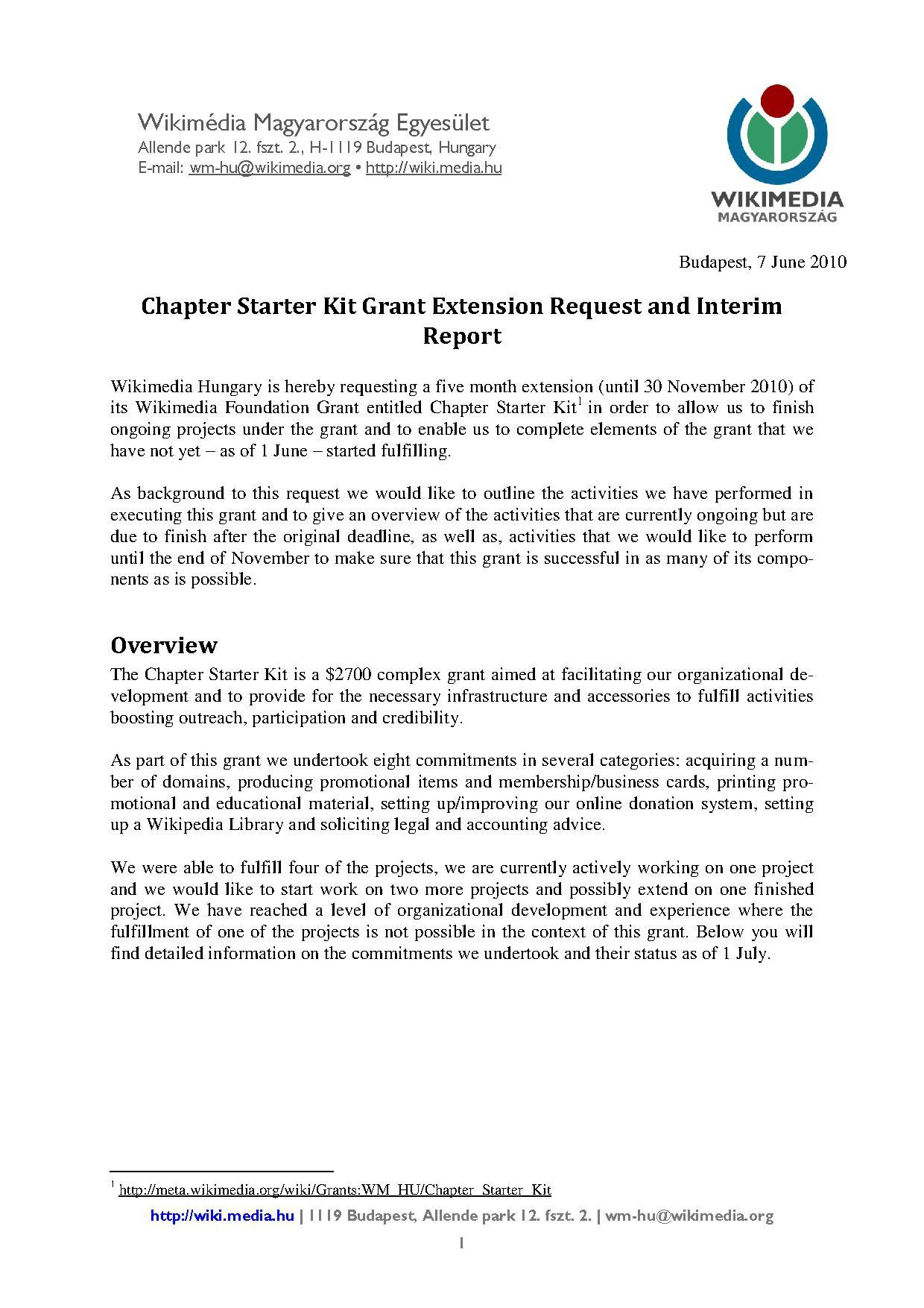 Chapter Starter Kit Grant Extension Request - public.pdf